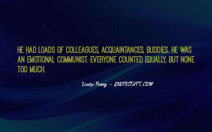 Just Acquaintances Quotes #274192