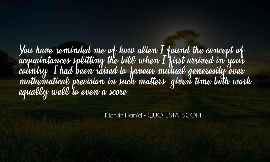 Just Acquaintances Quotes #307697
