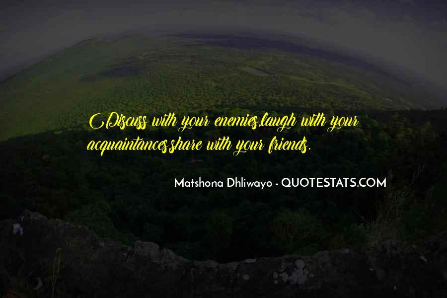 Just Acquaintances Quotes #380962