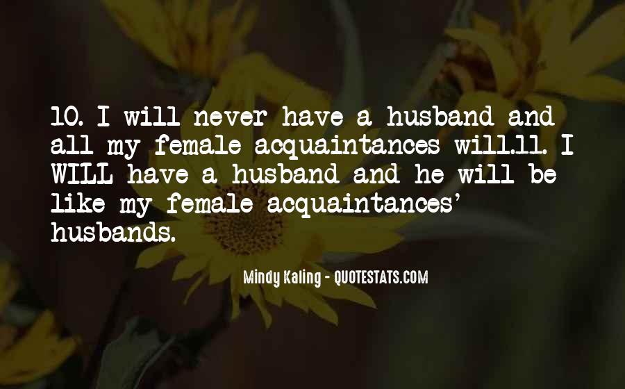 Just Acquaintances Quotes #382401