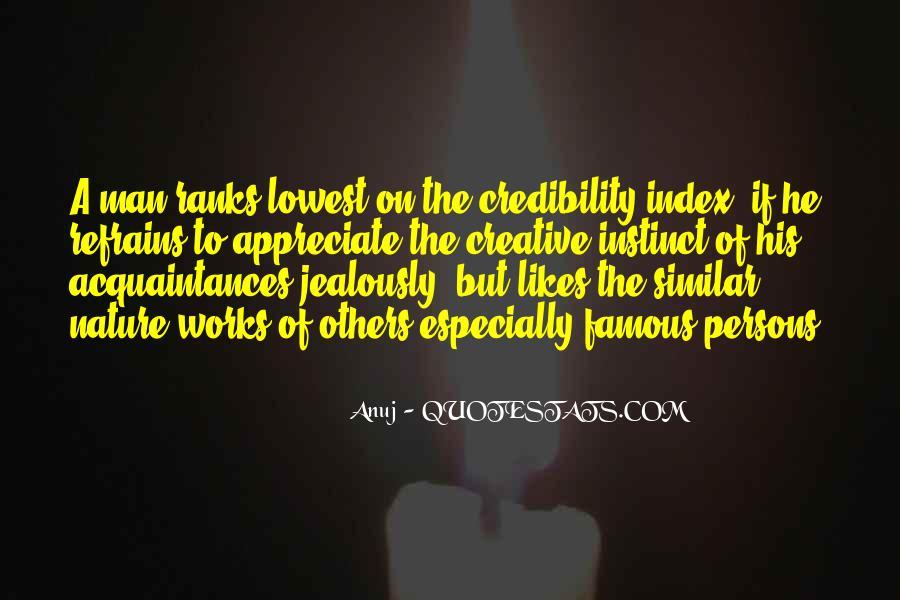 Just Acquaintances Quotes #477222