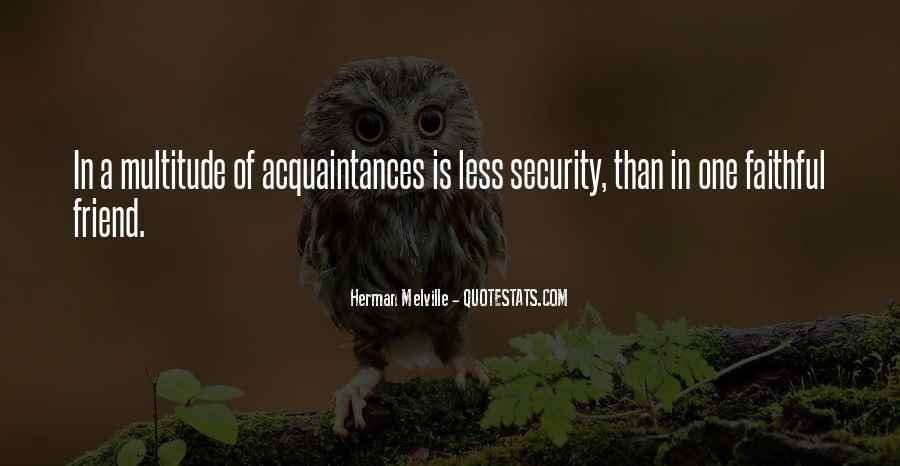 Just Acquaintances Quotes #541167
