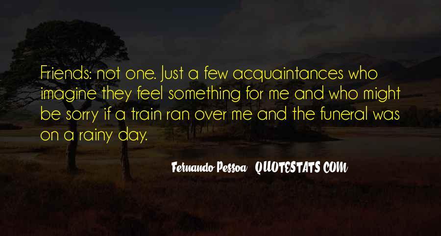 Just Acquaintances Quotes #700732