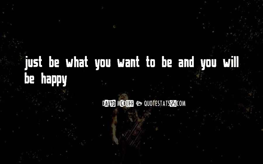 Just Be Happy For Others Quotes #2028