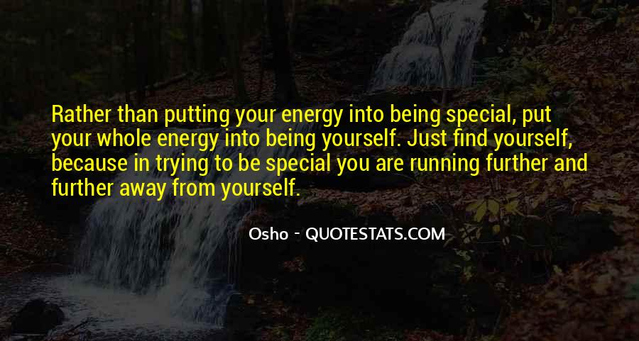 Just Because You Are Special Quotes #1074097