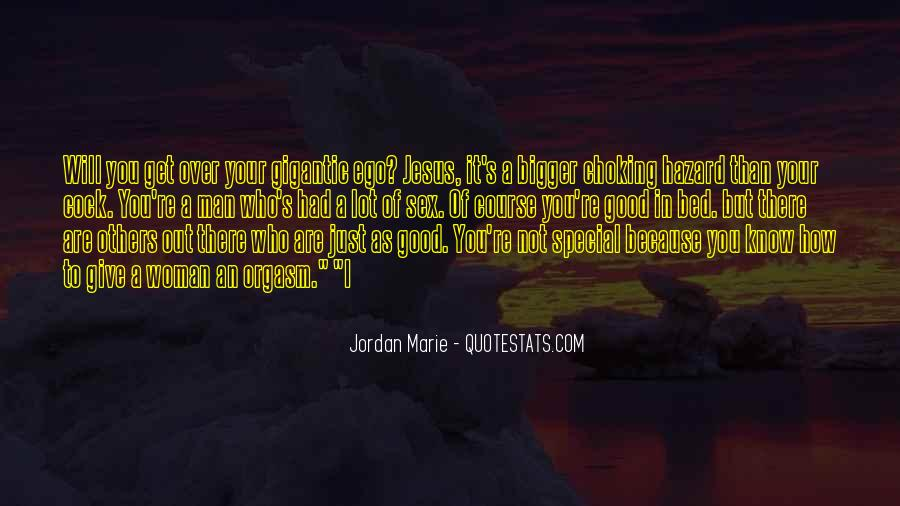Just Because You Are Special Quotes #1613181