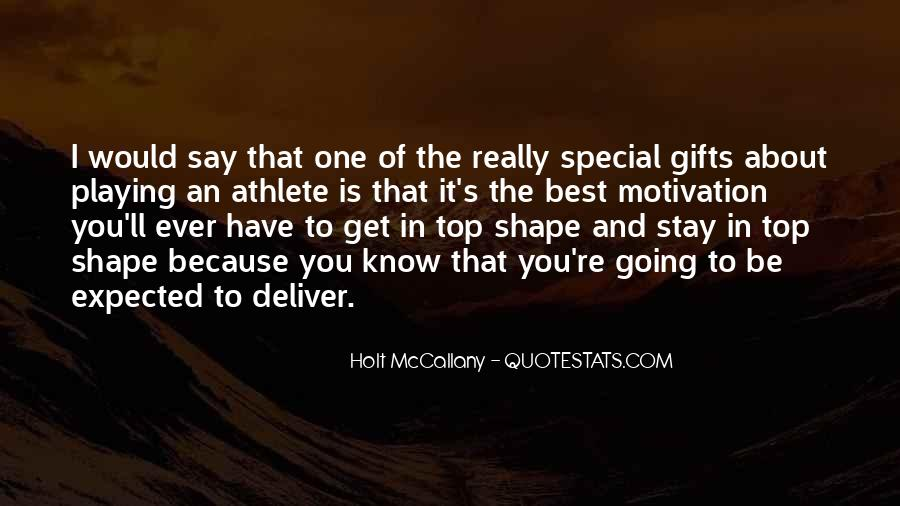 Just Because You Are Special Quotes #99804