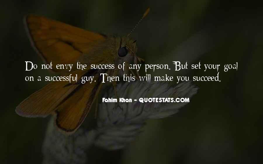 Quotes About Envy Person #1798616