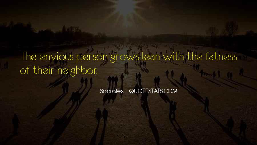 Quotes About Envy Person #448331