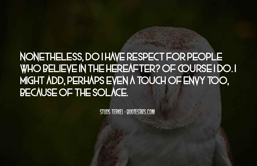 Quotes About Envy People #122809