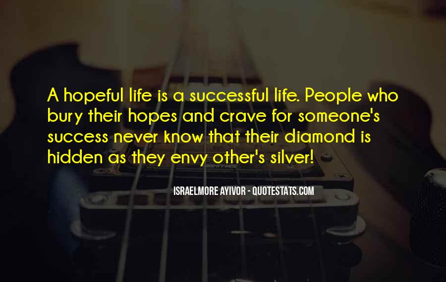 Quotes About Envy People #140726