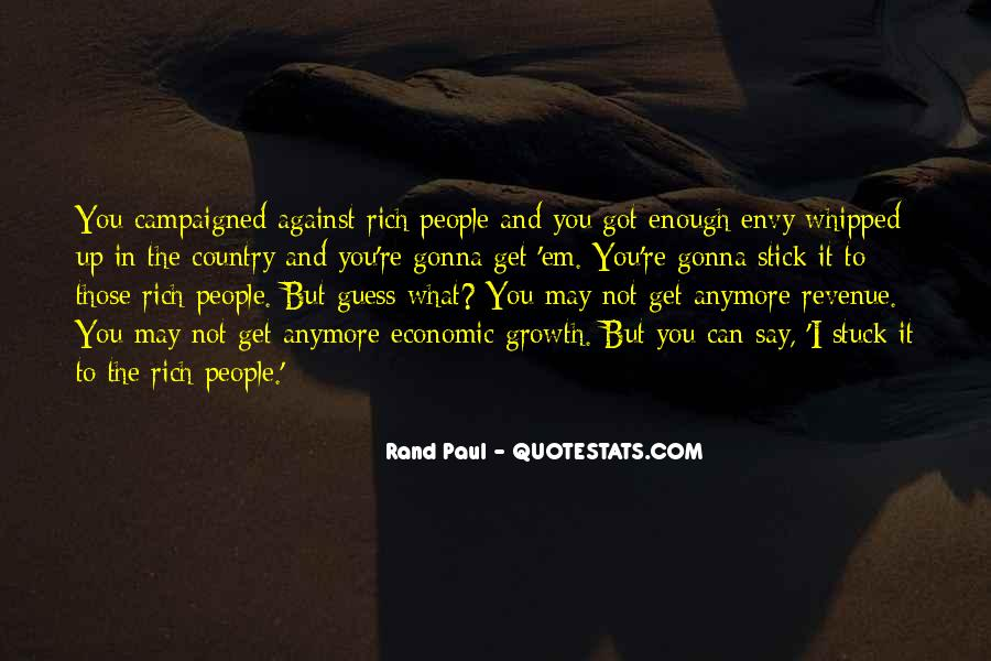 Quotes About Envy People #302302
