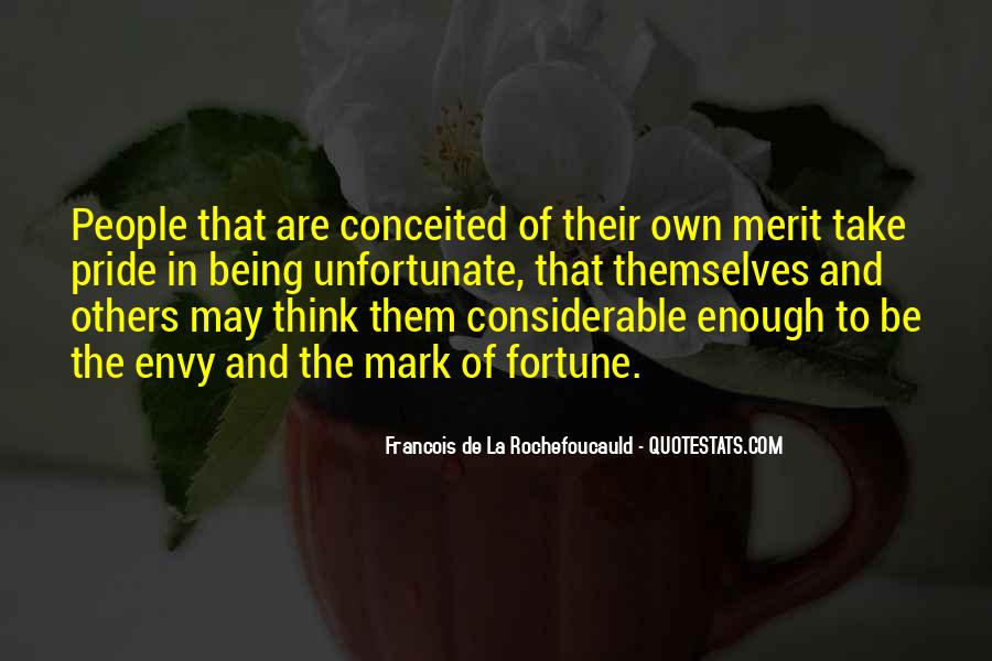 Quotes About Envy People #377676