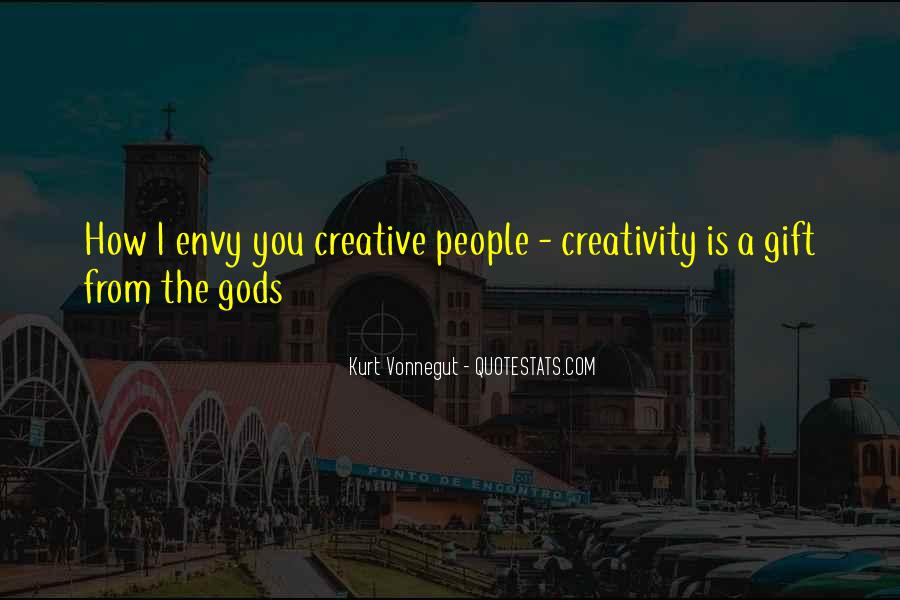 Quotes About Envy People #613106
