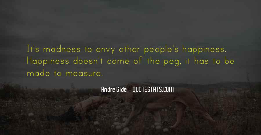Quotes About Envy People #626560