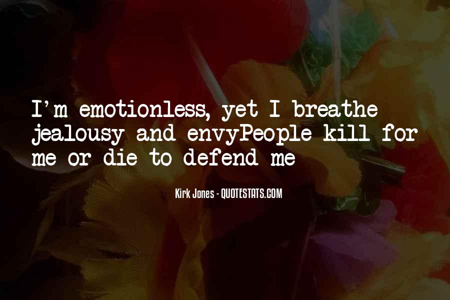 Quotes About Envy People #695603