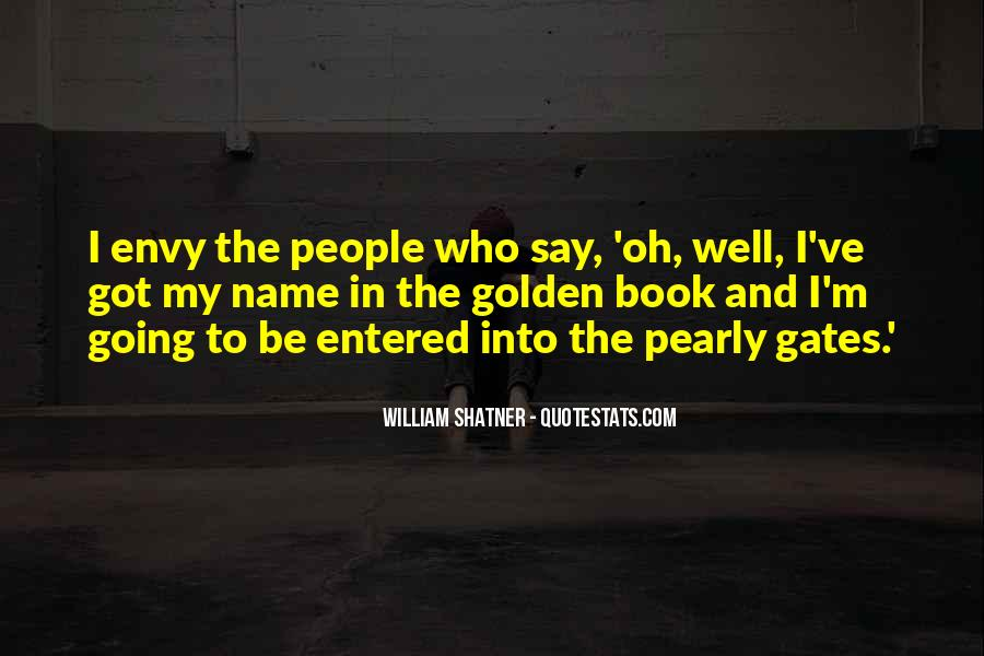 Quotes About Envy People #722666
