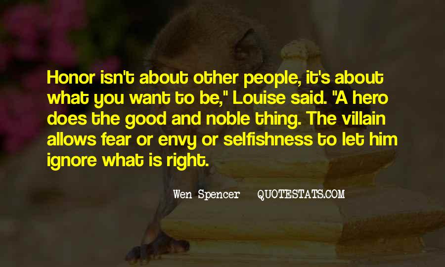 Quotes About Envy People #751462