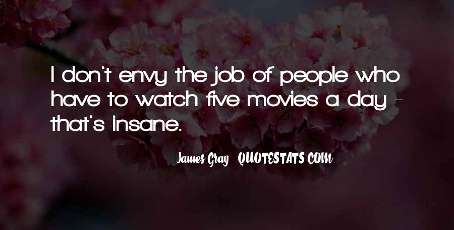 Quotes About Envy People #760199