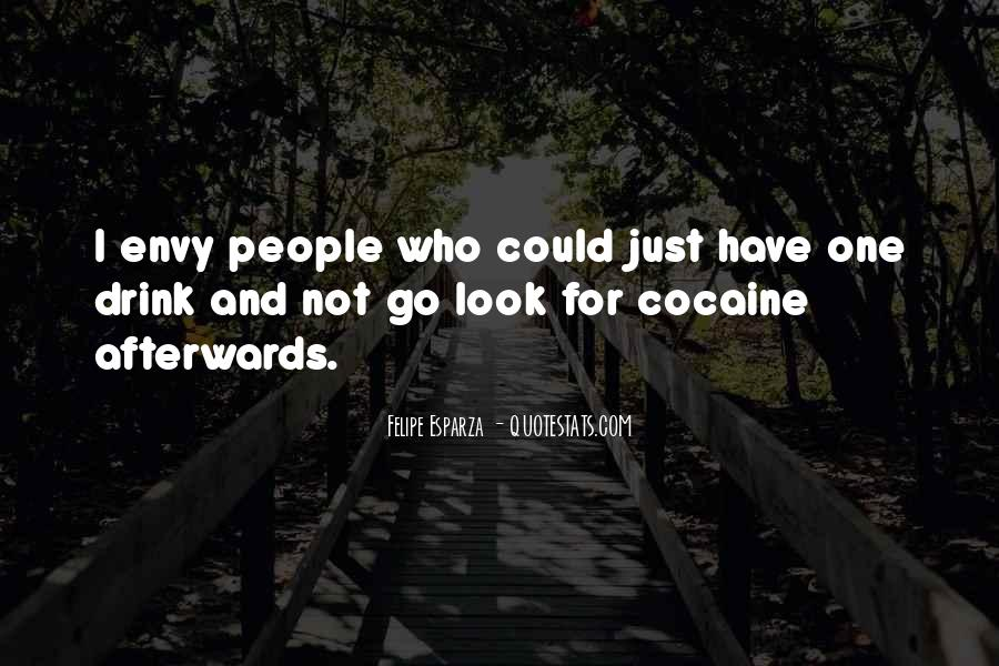 Quotes About Envy People #833289