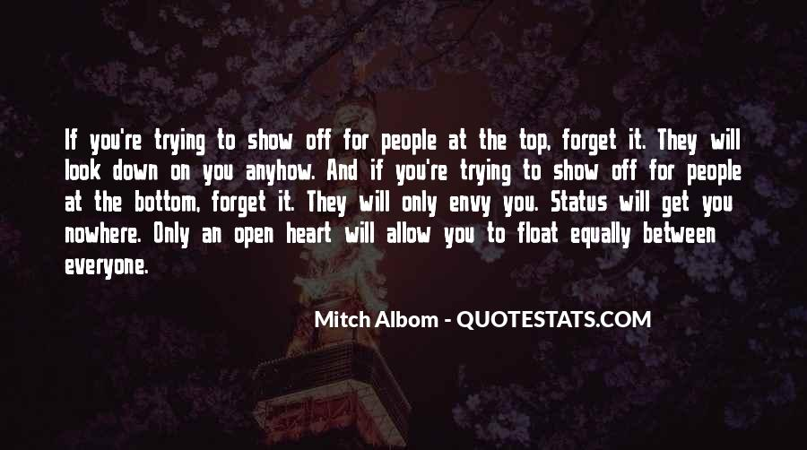 Quotes About Envy People #884977