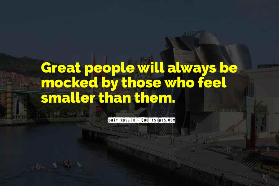 Quotes About Envy People #901004