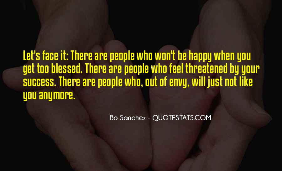 Quotes About Envy People #901538