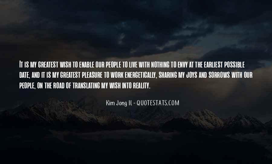 Quotes About Envy People #94555