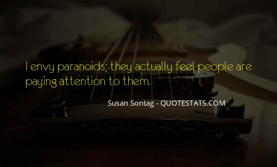 Quotes About Envy People #953628