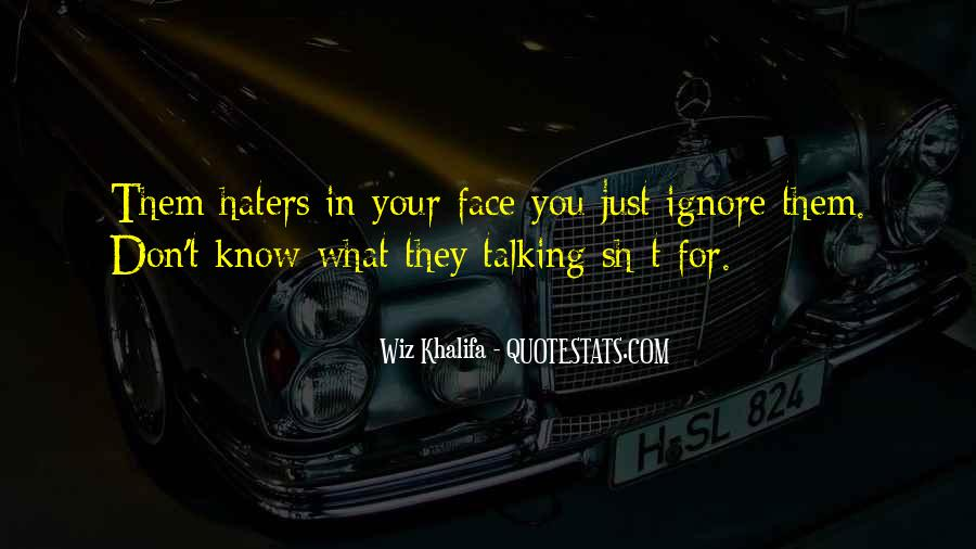 Just Don't Quotes #3416