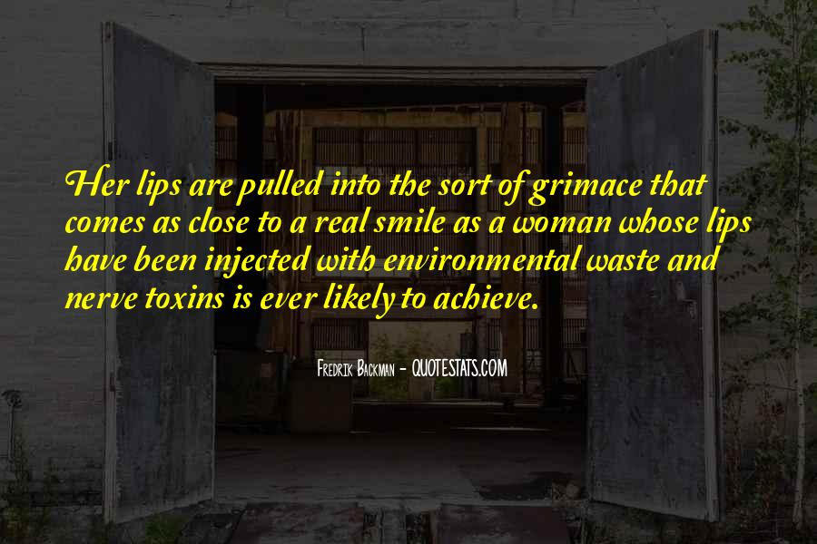 Quotes About Environmental Waste #677649
