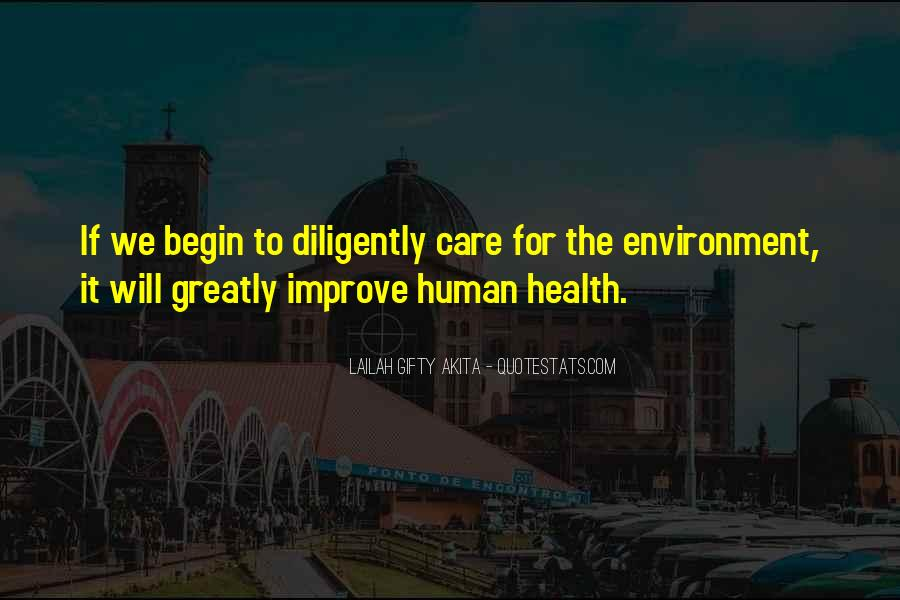 Quotes About Environmental Responsibility #1192143