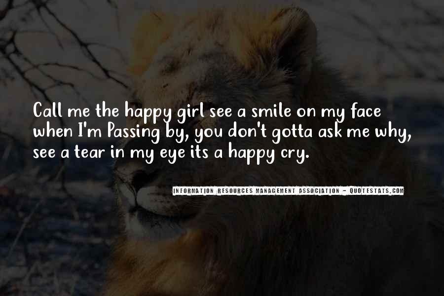 Just Gotta Smile Quotes #147985