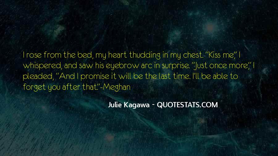 Just Kiss Me Quotes #1159088