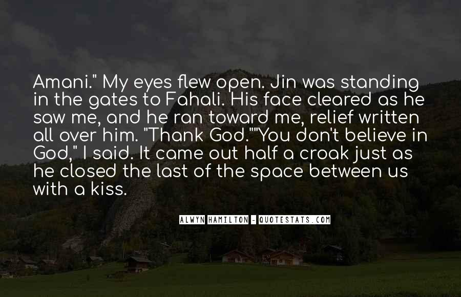 Just Kiss Me Quotes #495053