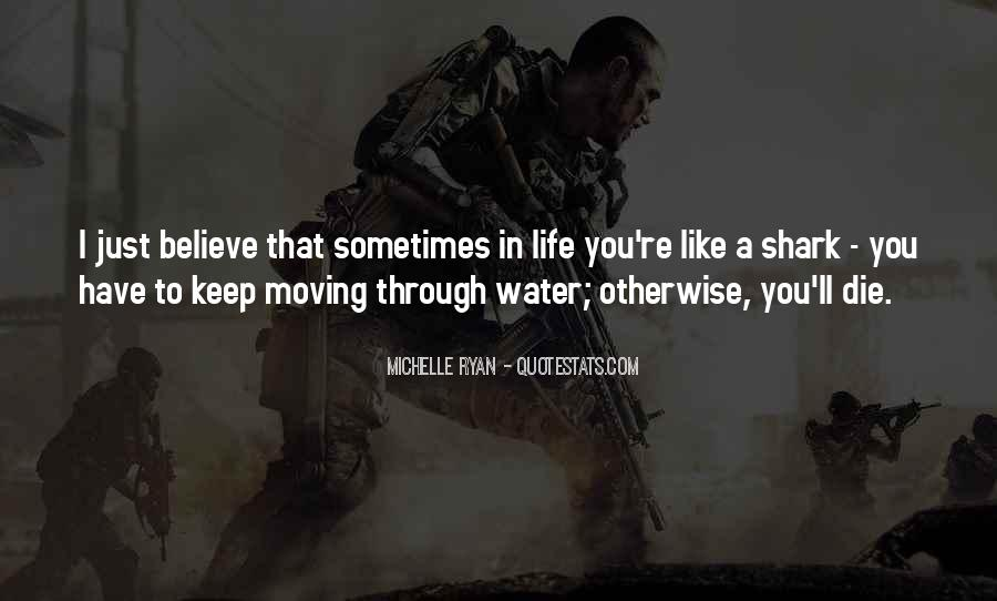 Just Like Water Quotes #1020111