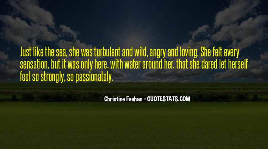 Just Like Water Quotes #1088360