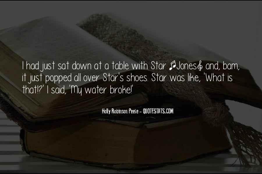 Just Like Water Quotes #767459