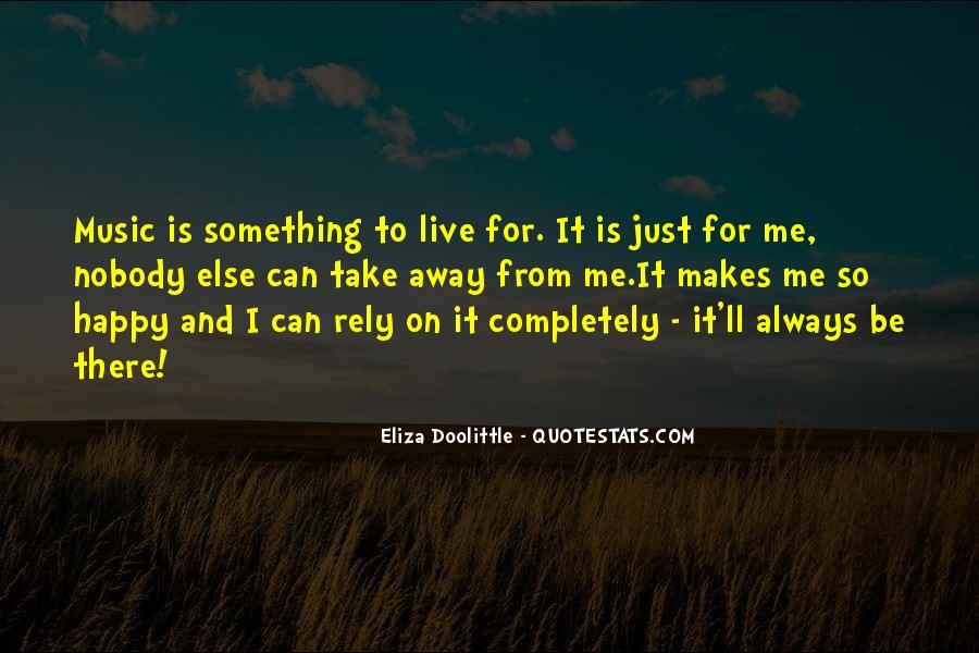 Just Live Happy Quotes #1044063