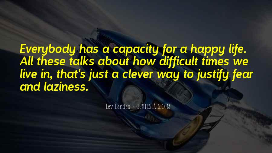 Just Live Happy Quotes #1169337