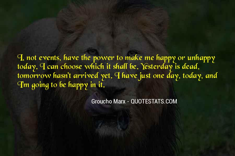 Just Live Happy Quotes #1345849