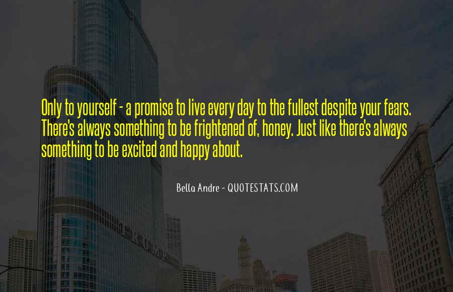 Just Live Happy Quotes #1534745