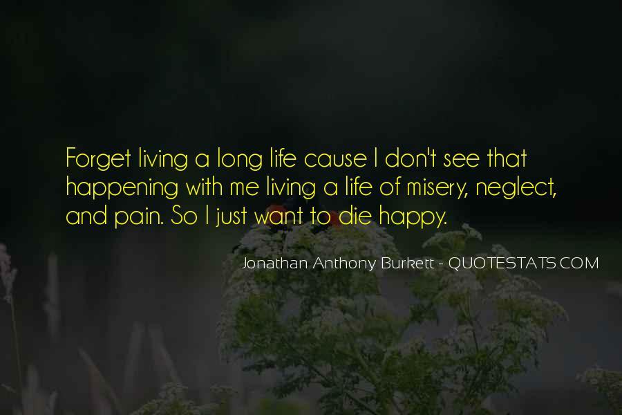 Just Live Happy Quotes #241055