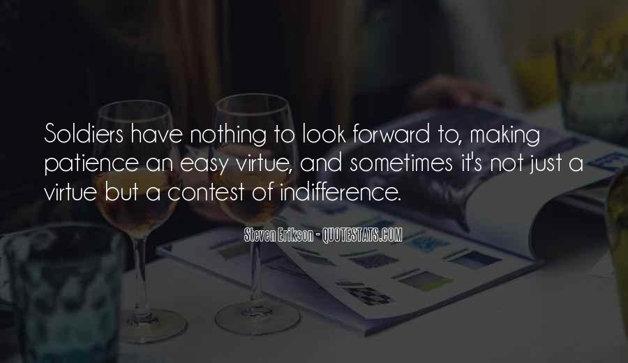 Just Look Forward Quotes #643818