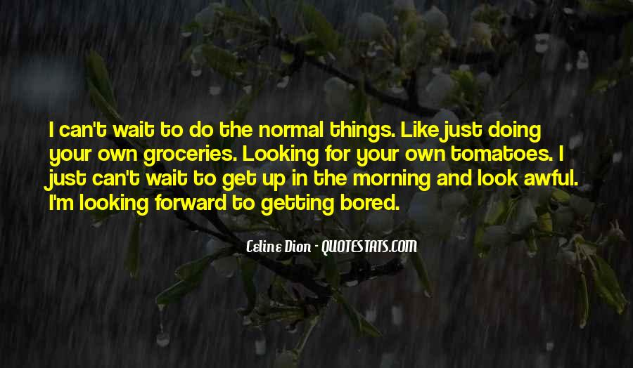 Just Look Forward Quotes #958983