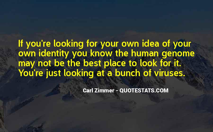 Just Looking At You Quotes #272644