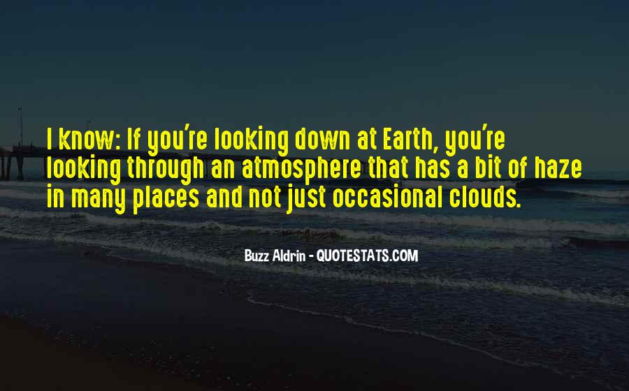 Just Looking At You Quotes #28038