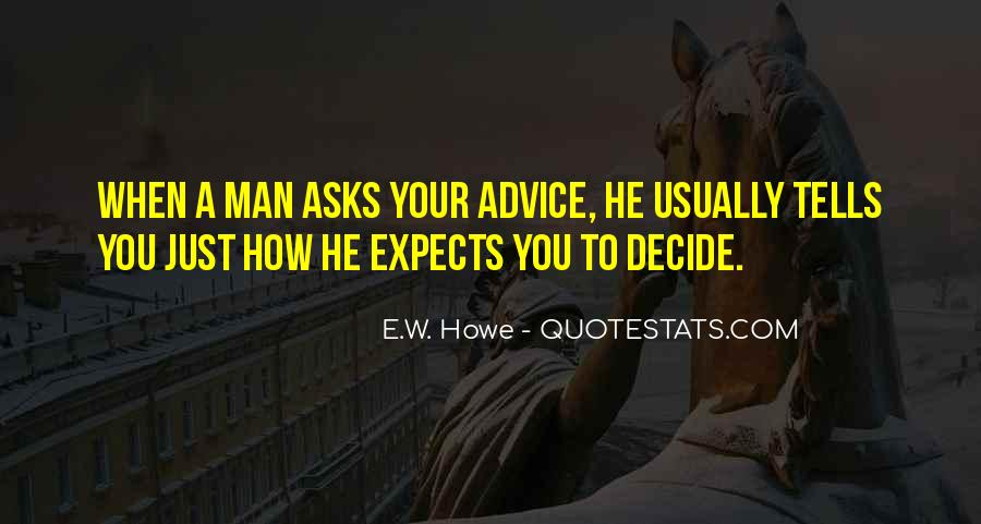 Just Man Quotes #37401