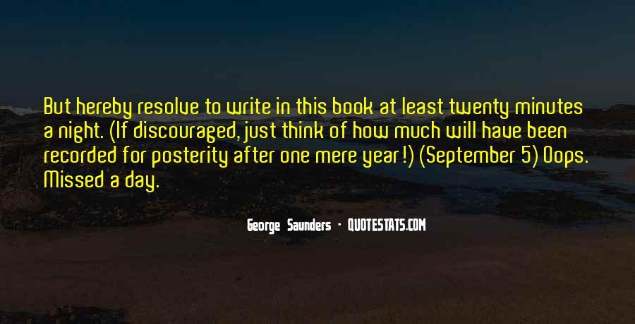 Just Missed Quotes #1039993