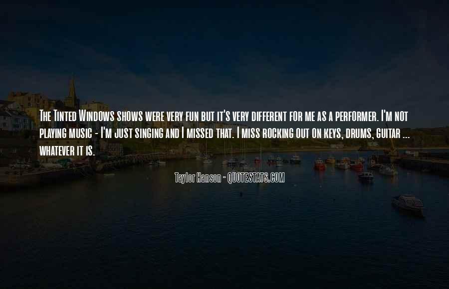 Just Missed Quotes #13292